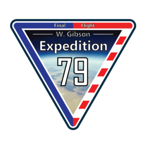 Expedition 79 Mission Patch